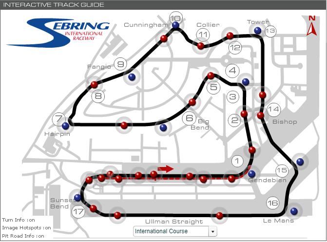 iRacing ELMS - 6 Hours of Sebring | RevolutionSimRacing