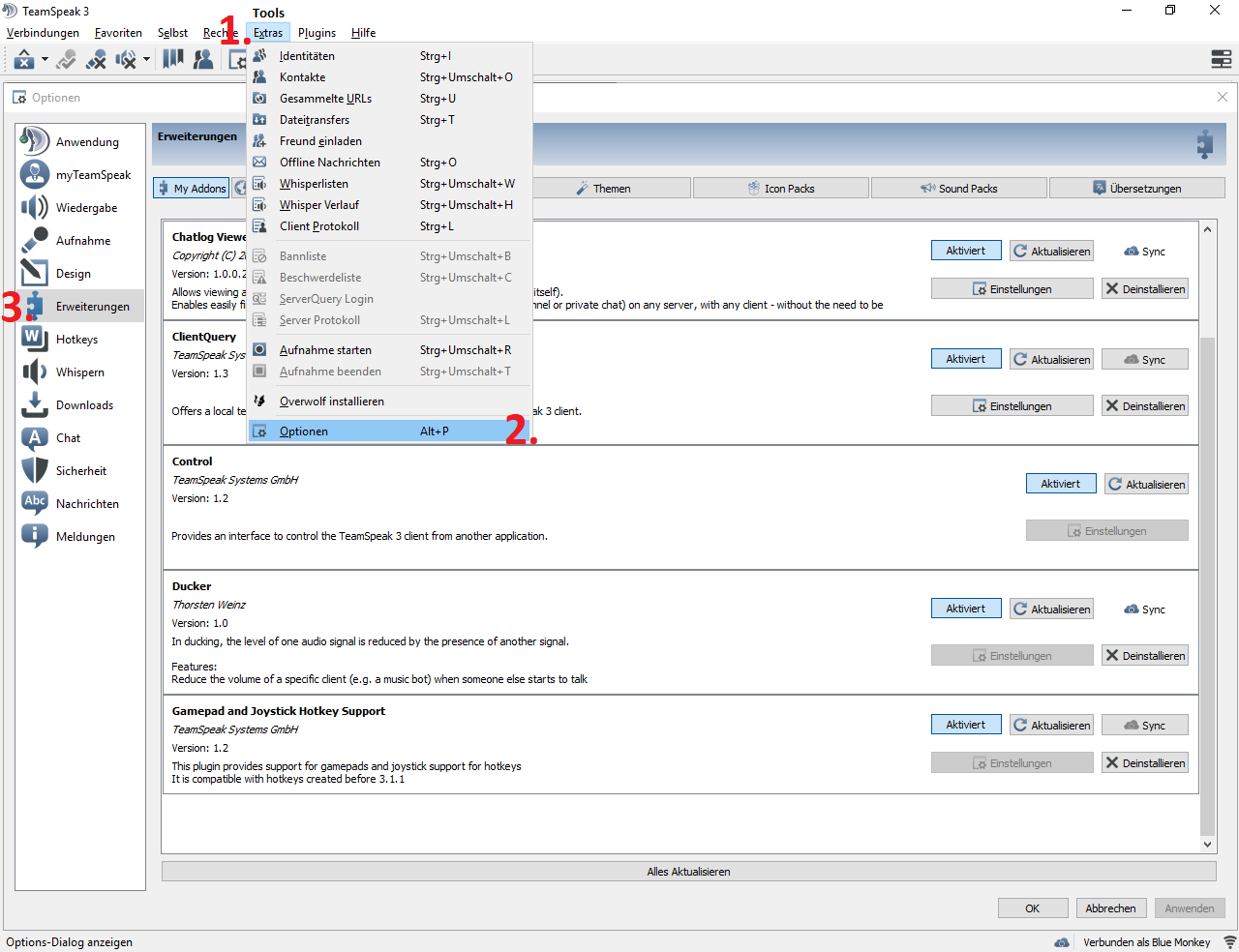 SirHunterOne's How-To: Connect & Configure TeamSpeak 3